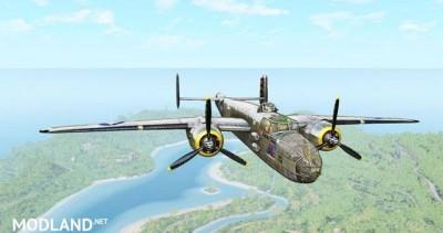 North American B-25 Mitchell v 5.1 [0.9.0]